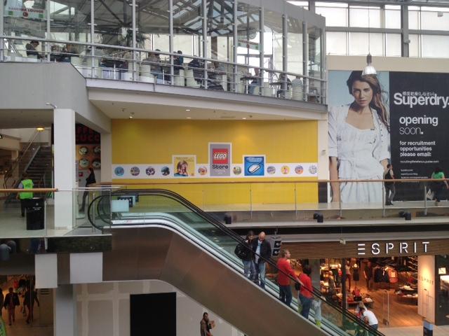 LEGOu00ae Store Wien Donauzentrum Eru00f6ffnet Im Oktober 2013 | LEGOu00ae Blog Von Brickstore.at