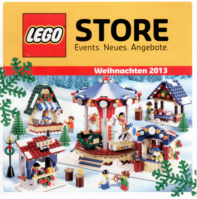 lego store events neues angebote weihnachten 2013 lego. Black Bedroom Furniture Sets. Home Design Ideas