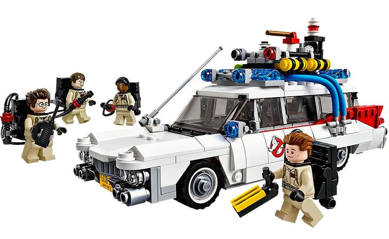 die lego ghostbusters 21108 sind da lego blog von. Black Bedroom Furniture Sets. Home Design Ideas