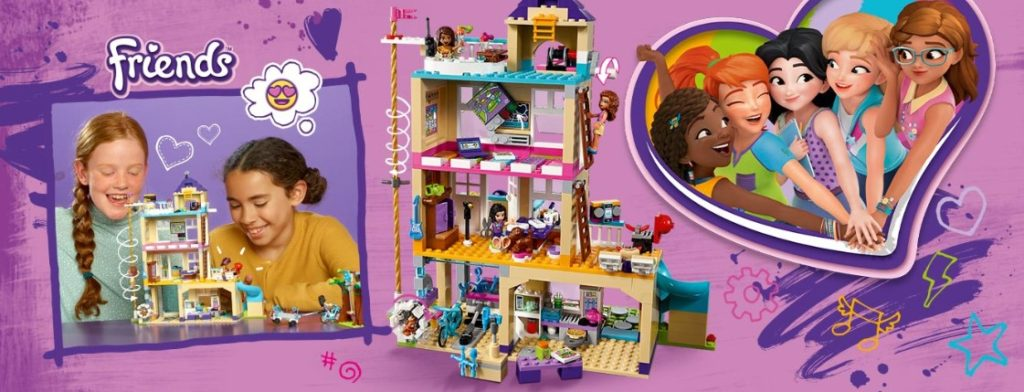 lego friends neuheiten 1 halbjahr 2018 im berblick. Black Bedroom Furniture Sets. Home Design Ideas