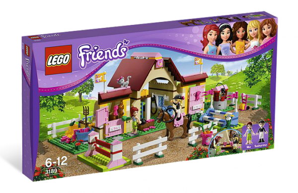 LEGO® Friends 3189 Pferdestall