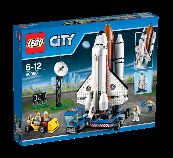 LEGO® CITY 60080 Raketenstation