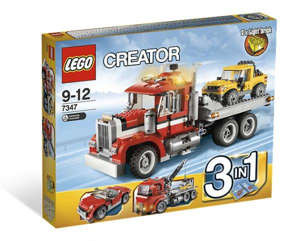 LEGO® Creator 7347 Abschlepptruck