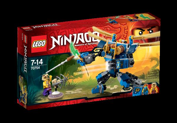LEGO® Ninjago 70754 Jay's Elektro-Mech