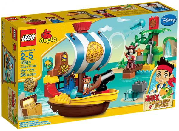 LEGO® DUPLO 10514 Piratenschiff Bucky
