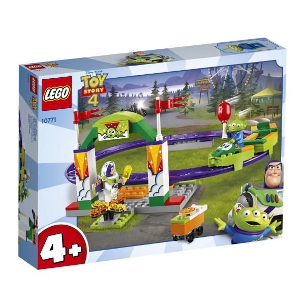 LEGO® Toy Story™ 10771 Buzz wilde Achterbahnfahrt