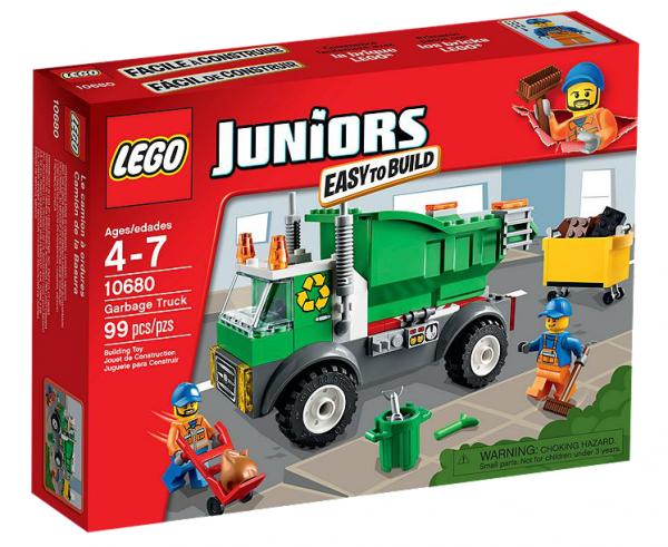 LEGO® Juniors 10680 Müllabfuhr