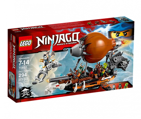 LEGO® Ninjago 70603 Kommando-Zeppelin