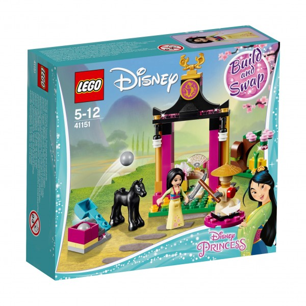 LEGO® Disney Princess 41151 Mulans Training