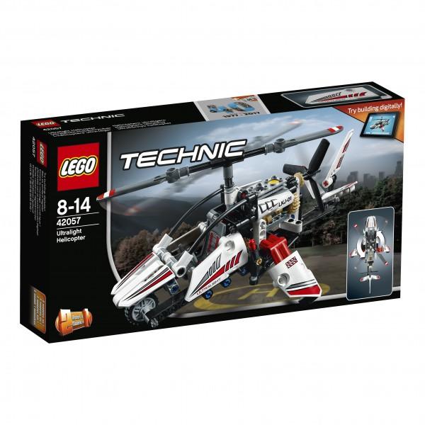 LEGO® Technic 42057 Ultraleicht-Hubschrauber