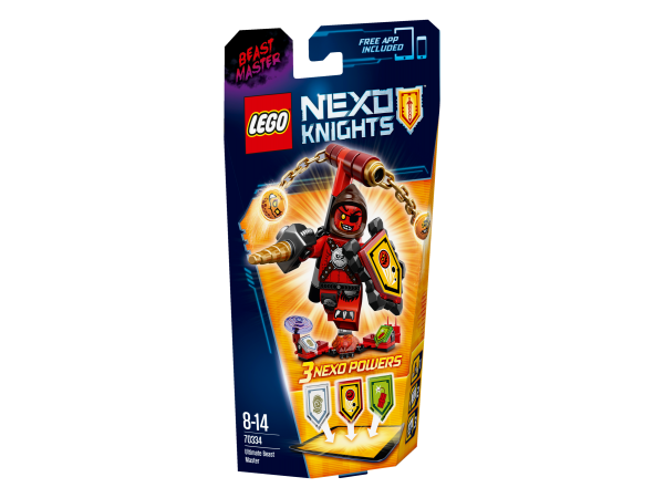 LEGO® Nexo Knights 70334 Ultimativer Monster-Meister