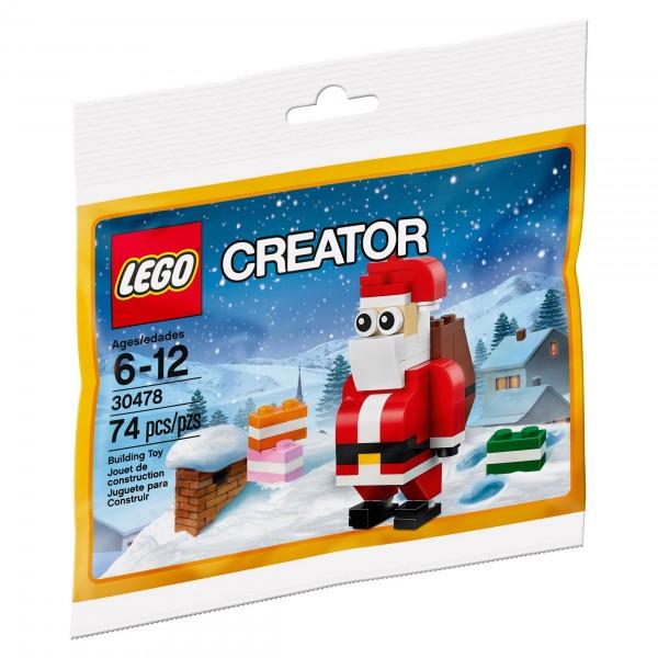 LEGO® 30478 Jolly Santa