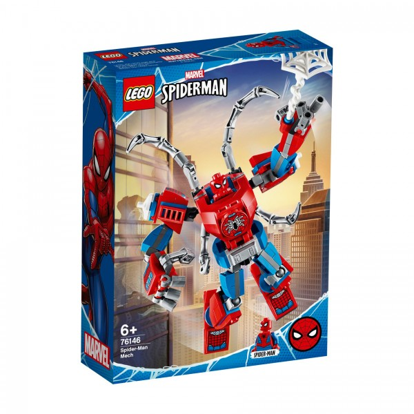 LEGO® Marvel Super Heroes™ 76146 Spider-Man Mech