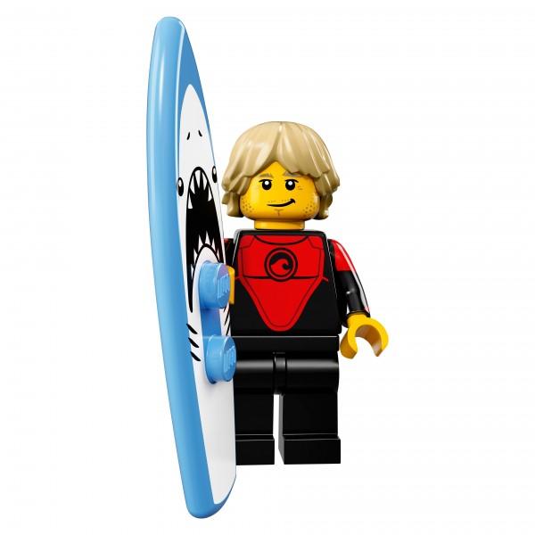 LEGO® 71018 Minifigur Serie 17 - Profi Surfer 71018-01