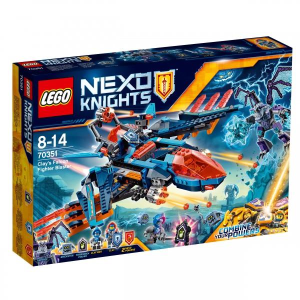 LEGO® Nexo Knights 70351 Clays Blaster-Falke