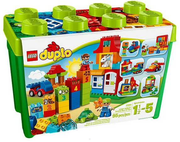 LEGO® DUPLO® 10580 Deluxe Steinebox