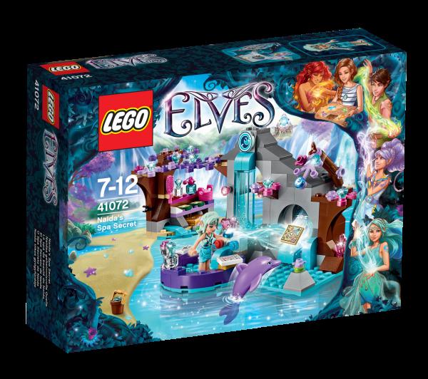 LEGO® Elves 41072 Naidas geheimnisvolle Quelle