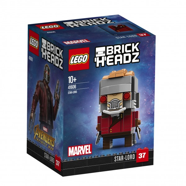 LEGO® BrickHeadz 41606 Star-Lord