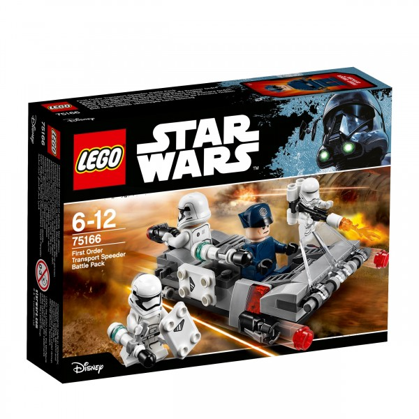 LEGO® Starwars 75166 First Order Transport Speeder Battle Pack