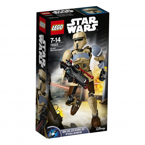 LEGO® Starwars 75523 Scarif Stormtrooper