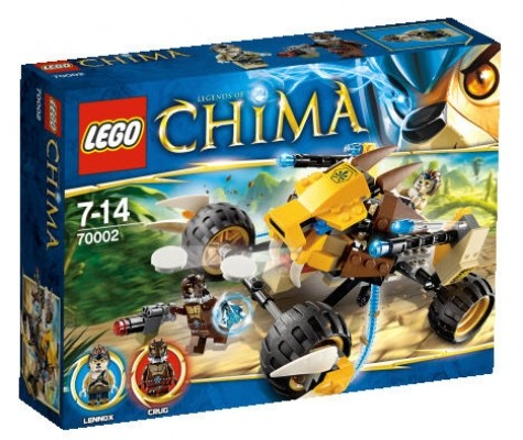 LEGO® Chima 70002 Lennox Löwen-Buggy