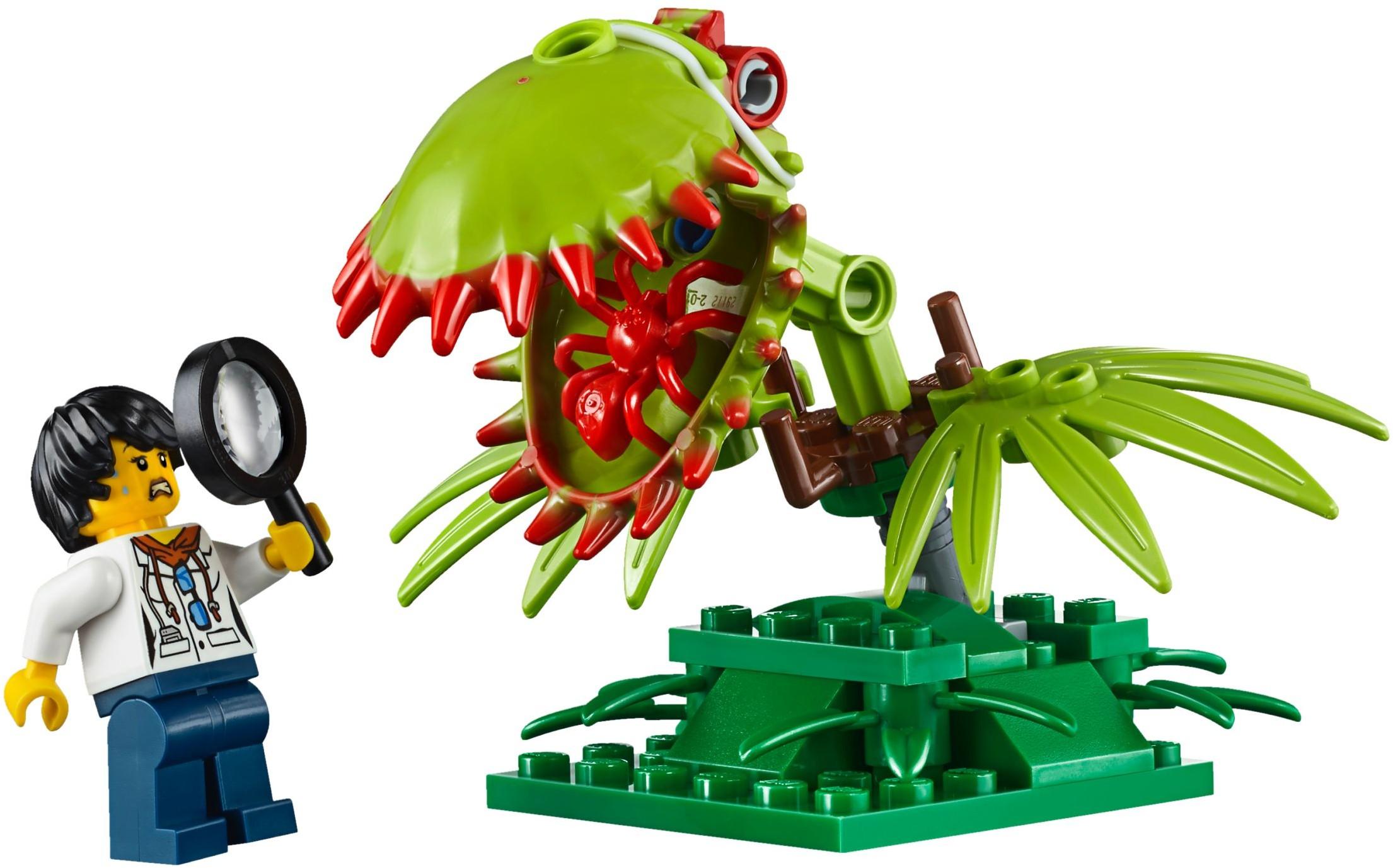 LEGO® CITY 60162 Dschungel Versorgungshubschrauber