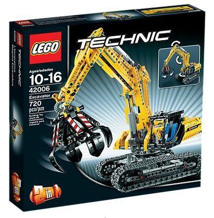 LEGO® Technic 42006 Raupenbagger