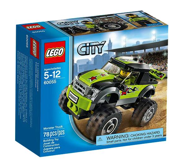 LEGO® CITY 60055 Monster Truck