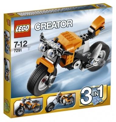 LEGO® Creator 7291 Straßenrennmaschine