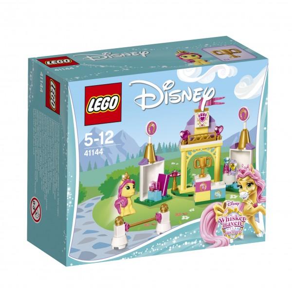 LEGO® Disney Princess 41144 Suzettes Reitanlage
