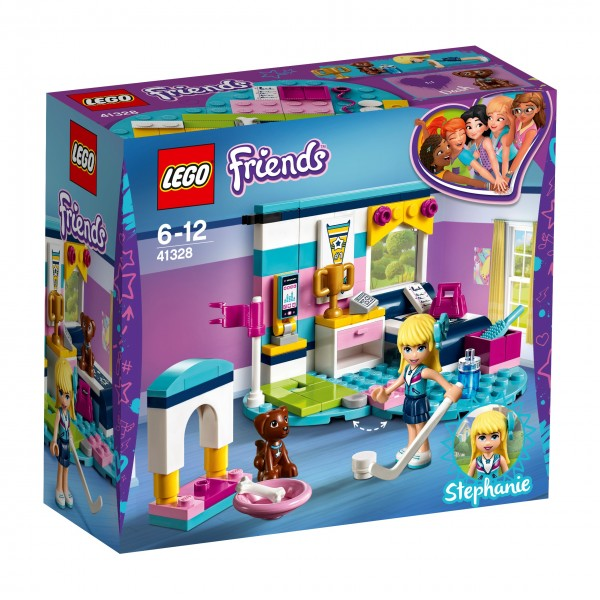 LEGO® Friends 41328 Stephanies Zimmer