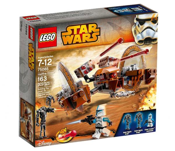 LEGO® Star Wars 75085 Hailfire Droid