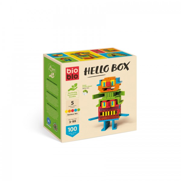 """Bioblo Hello Box """"Rainbow-Mix"""""""