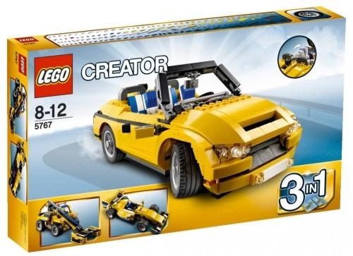LEGO® Creator 5767 Gelbes Cabrio