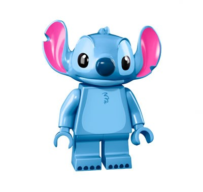 LEGO® Disney Minifiguren Serie 1 - Stitch 71012-01