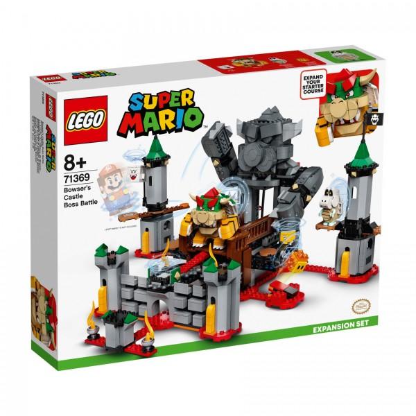 LEGO® Super Mario™ 71369 Bowsers Festung - Erweiterungsset