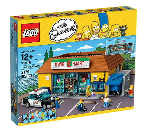 LEGO® 71016 Kwik-E-Mart