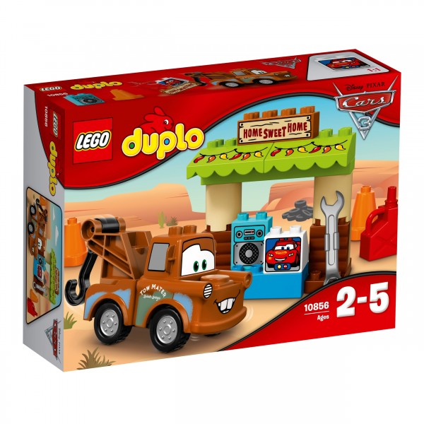 LEGO® DUPLO® Cars 10856 Hooks Schuppen