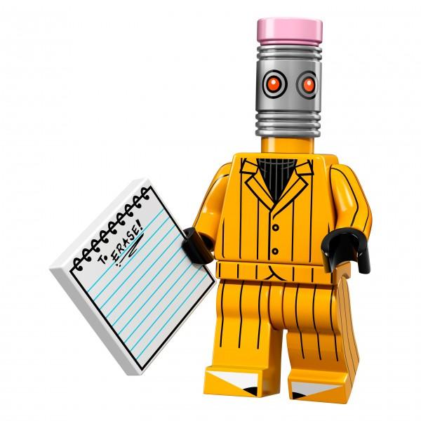 The LEGO® Batman Movie Minifigur - Eraser 71017-12