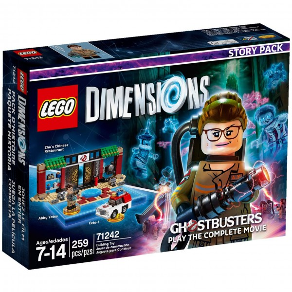LEGO® Dimensions 71242 Story-Pack New Ghostbusters