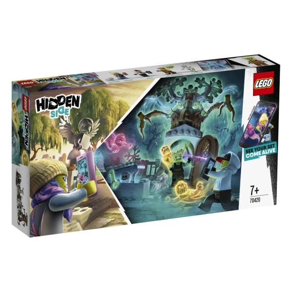 LEGO® Hidden Side™ 70420 Geheimnisvoller Friedhof