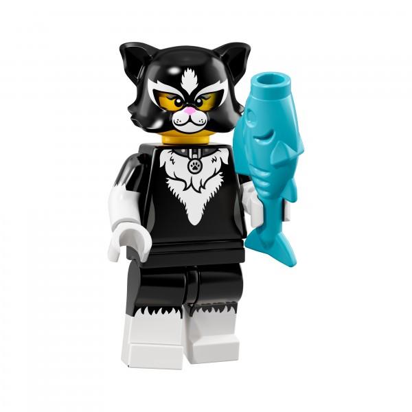 LEGO® 71021 Minifiguren Serie 18: Mädchen im Katzenkostüm 71021-12