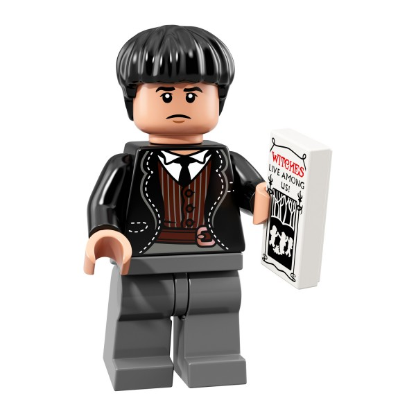LEGO® Minifigur 71022-21: Credence Barebone