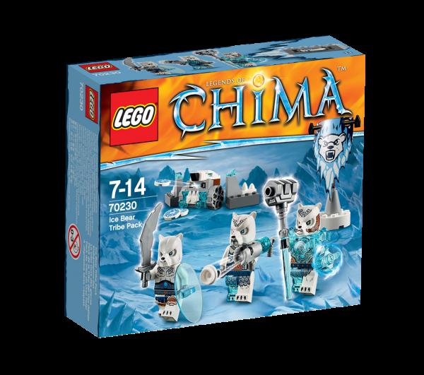 LEGO® Chima 70230 Eisbärstamm-Set