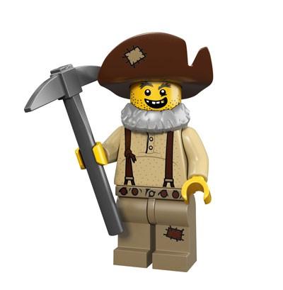LEGO® Minifiguren Serie 12 - Prospector 71007-13