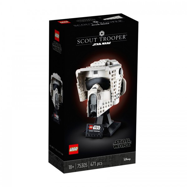 LEGO® Star Wars™ 75305 Scout Trooper™ Helm