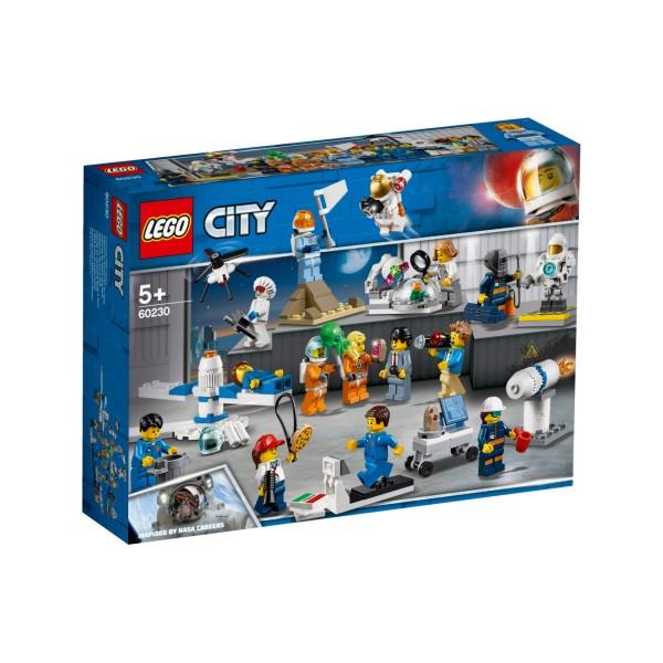 LEGO® CITY 60230 Stadtbewohner - Weltraumforschung & -entwicklung
