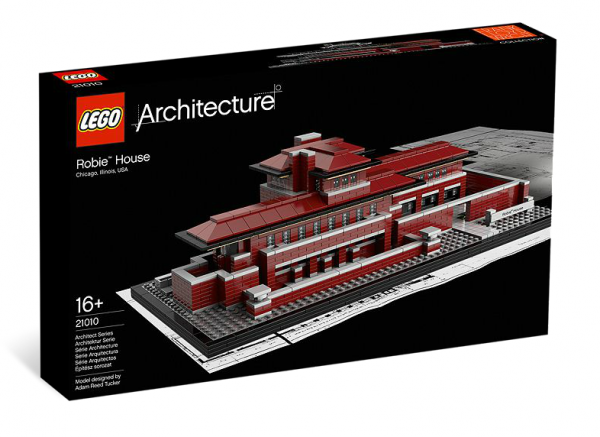 LEGO® 21010 Architecture Robie House