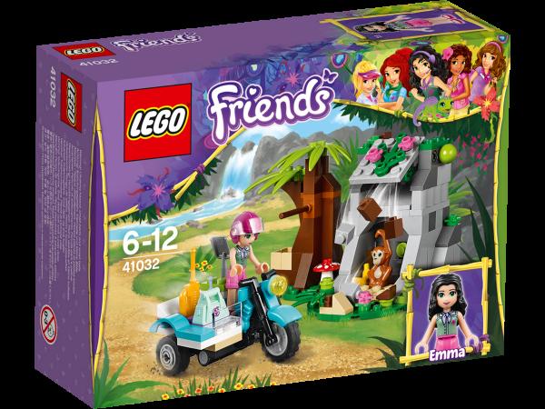 LEGO® Friends 41032 Erste Hilfe Dschungel-Bike