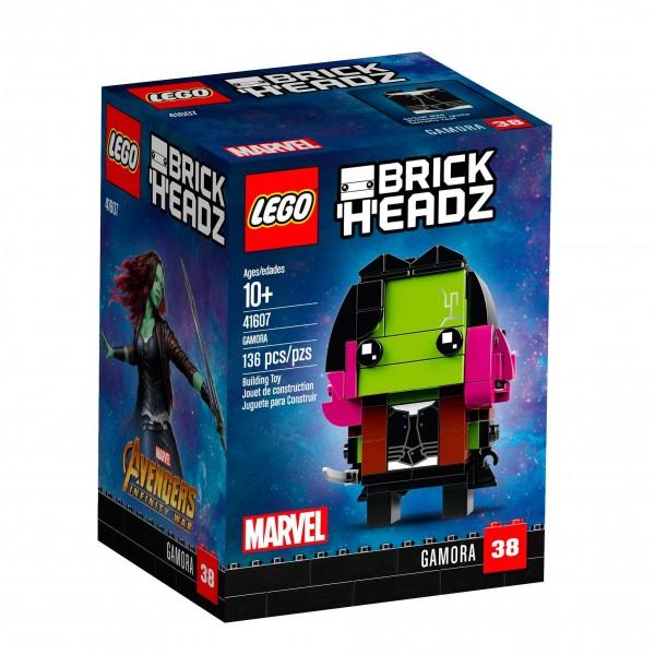 LEGO® BrickHeadz 41607 Gamora